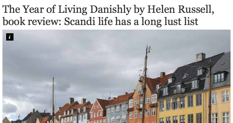 The Year Of Living Danishly Independent Review Helen