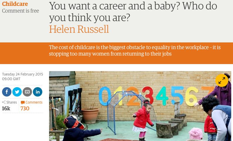 Helen Russell Blog Archive Metro On Work Life