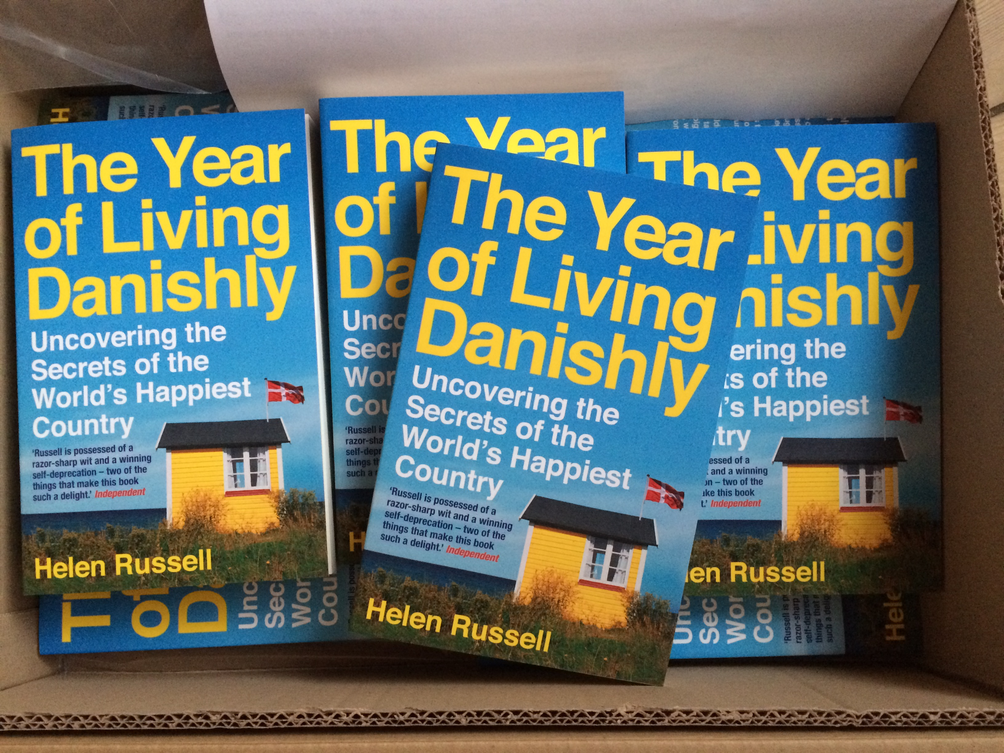 The Year Of Living Danishly Paperback Edition Is Out