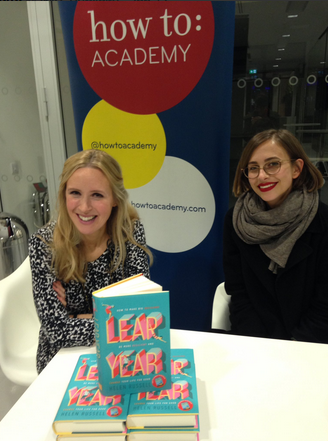 Leap Year at the How To...Academy with author Helen Russell