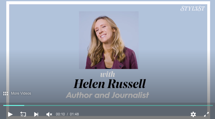 Helen Russell video for Stylist magazine
