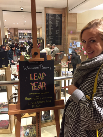 Leap Year at Waterstones with The Pool