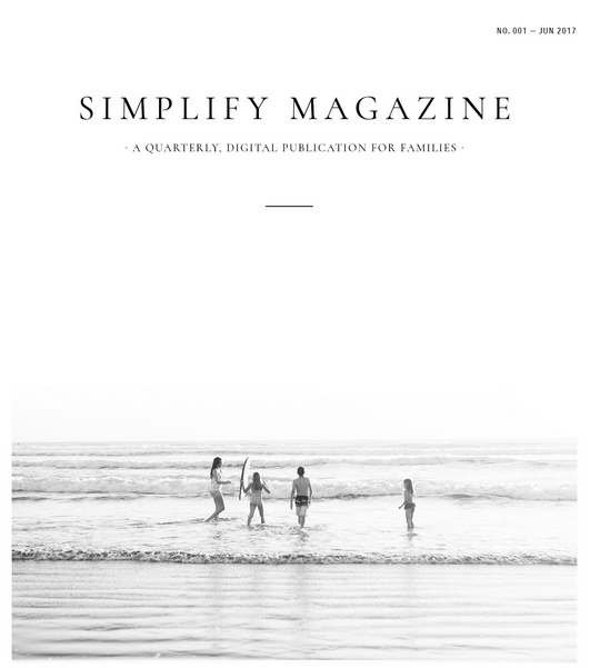 What living Danishly taught me about happiness by Helen Russell in Simplify Magazine 1st June 2017