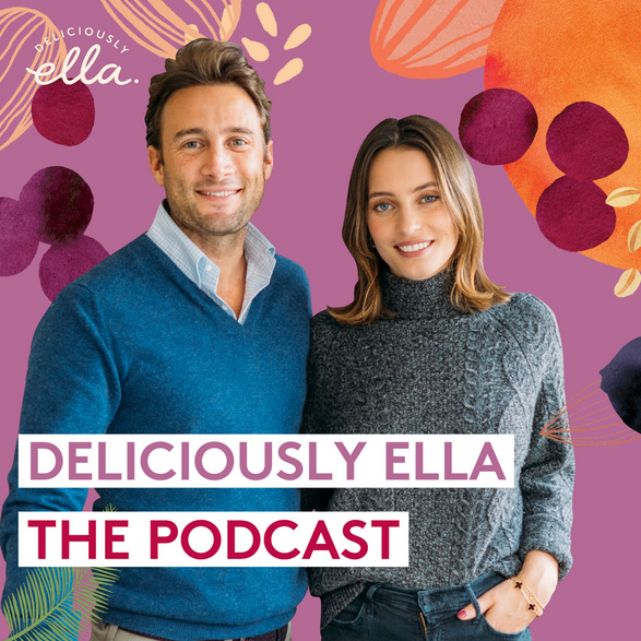 Helen Russell is today's guest on the Deliciously Ella podcast talking about The Atlas of Happiness