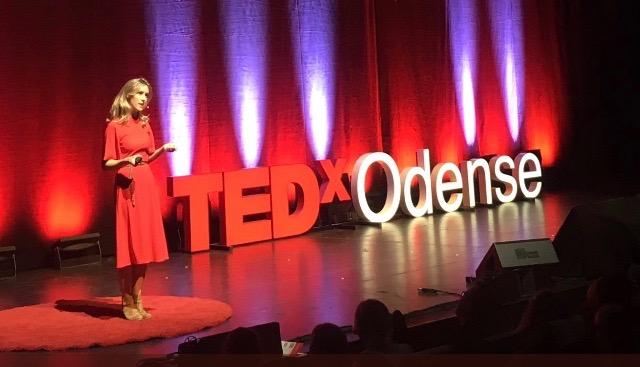 Helen Russell TEDx 2019