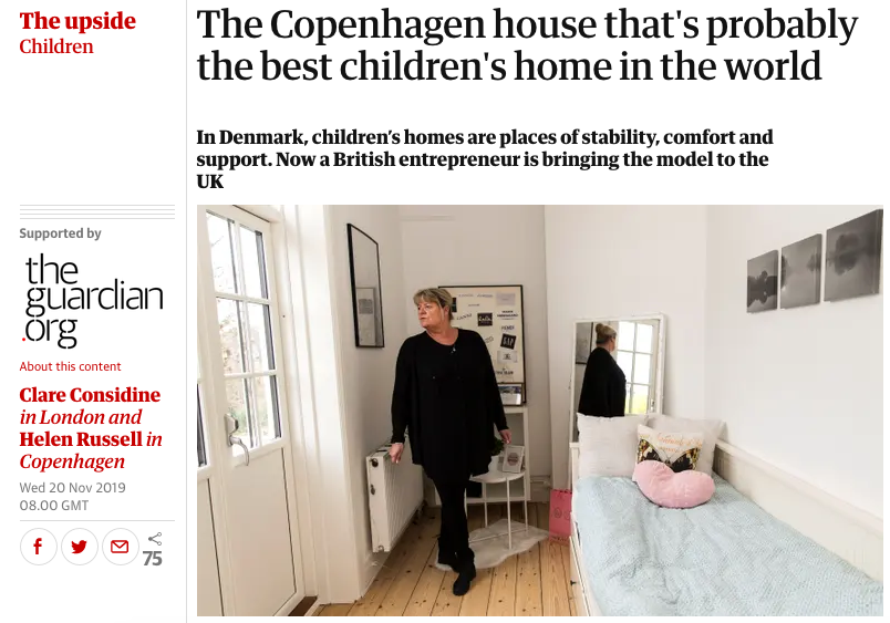 The Copenhagen house that's probably the best children's home in the world by Helen Russell